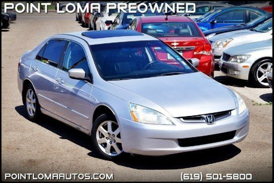 Sedan 2005 Honda Accord Ex V6 Sedan With 4 Door In San Diego Ca