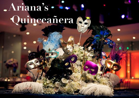 masquerade centerpieces | Masquerade Centerpieces For Quinceaneras Graffiti Pictures