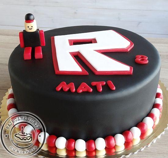 Tort Roblox Torty Dla Dzieci Torty Urodzinowe Torty Warszawa Torty Na Roczek Torty Na Zamowienie Roblox Birthday Cake Roblox Cake Birthday Cake Kids
