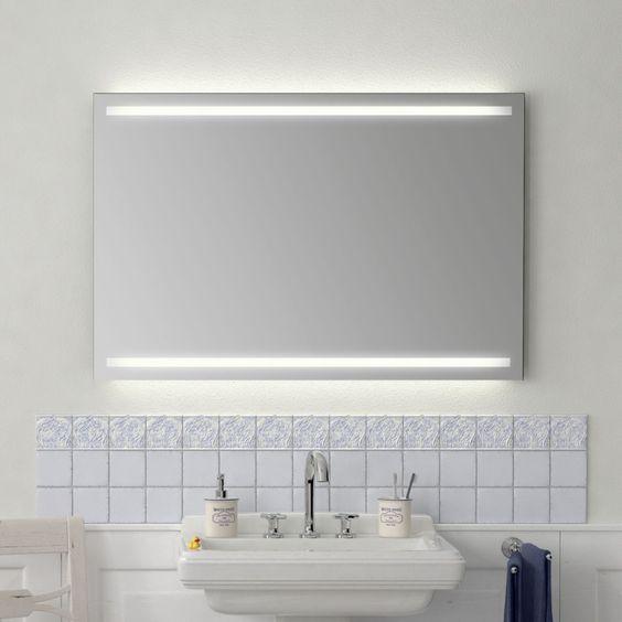 Badezimmerspiegel nach Maß Vallat badspiegelorg Pinterest - badezimmerspiegel nach mass