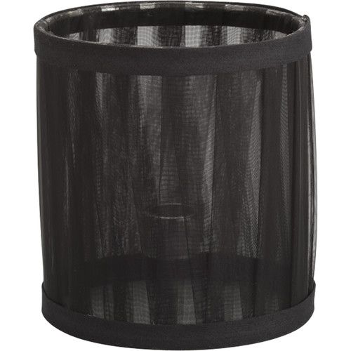 """Found it at Wayfair - 4.25"""" Chiffon Fabric Drum Lamp Shade. $29.  Overall:  5"""" H x 4.25"""" W x 4.25"""" D Base: 4.25"""" W Top: 4.25"""" W"""