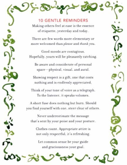 Simple Ideas for Establishing Classroom Rules and Manners