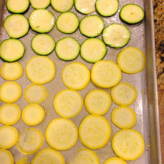Squash chips 375 degrees for about 30 min and enjoy the best snack ever