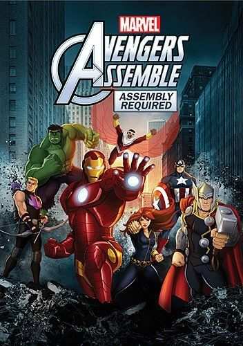 Marvel's Avengers Assemble: Assembly Required DVD ~ Adrian Pasdar, http://www.amazon.ca/dp/B00DYV1ROK/ref=cm_sw_r_pi_dp_CWDAsb1357K63