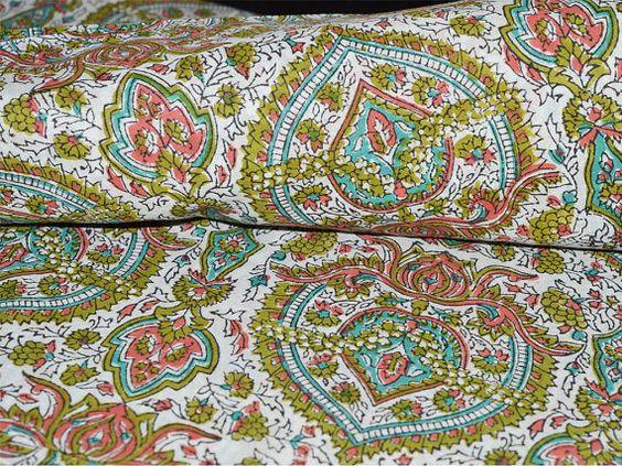 Pflanzenfarbe Weiches reines von Indianlacesandfabric auf Etsy