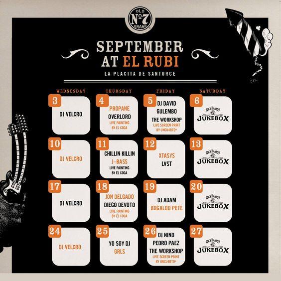 Cumpleaños 164 de Mr. Jack Daniel's @ El Rubi, Santurce #sondequipr #jackdanielspr #elrubi #santurce #laplacita #sanjuan