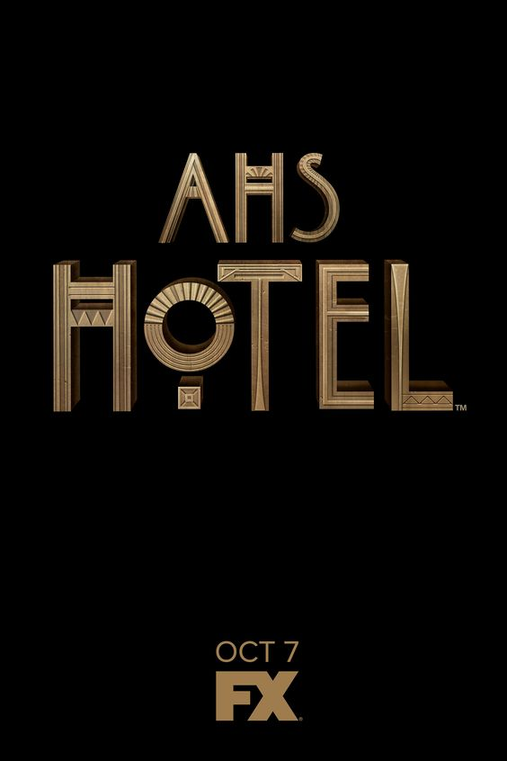 American Horror Story: Hotel Premiere Date!