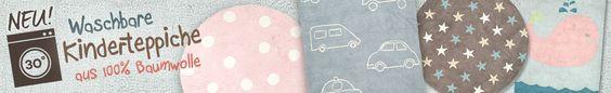 Waschbare Kinderteppiche neu im benuta Teppich Onlineshop