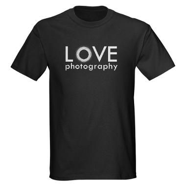 love photography T-Shirt