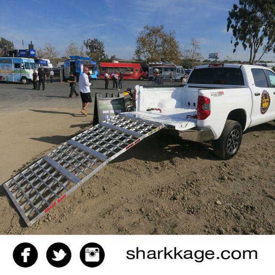 loading ramp - shark kage