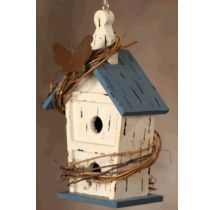 primitive birdhouses - Google Search