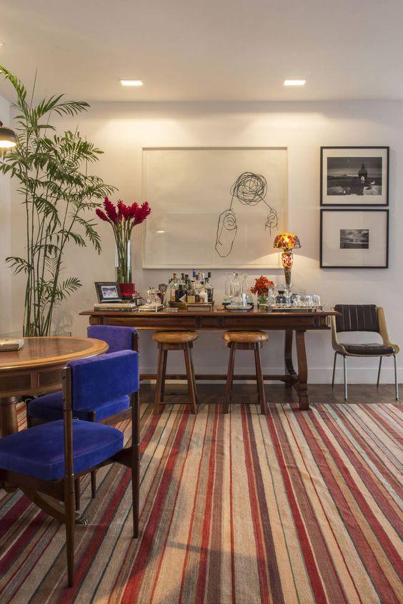 Apartamento reflete a energia da Paulista - Vida & Estilo - Estadão