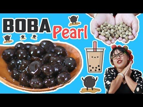 Cara Membuat Boba Pearl Super Lembut Ala Mommy Wongndeso Youtube Masakan Simpel Resep Minuman Masakan