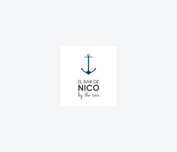 Logotipo del Bar de Nico