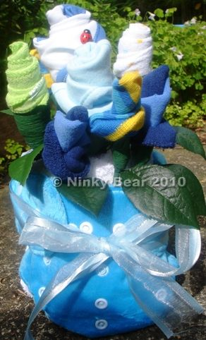 Baby Shower/Cloth Nappy Gifts