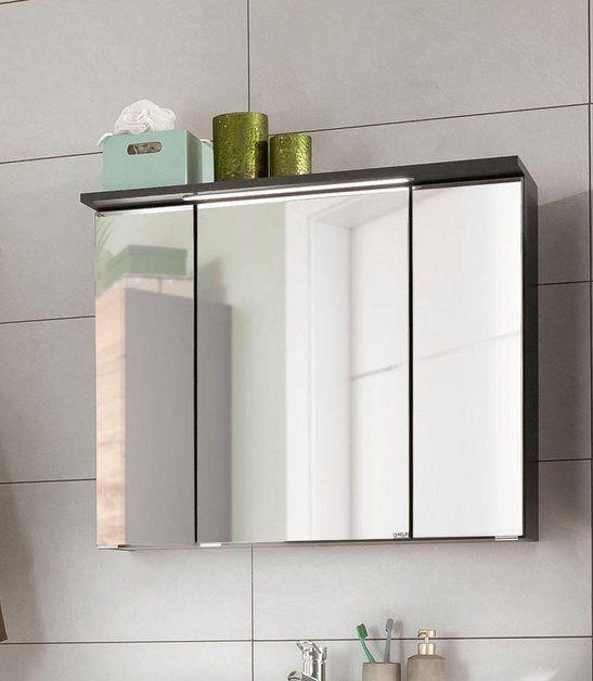 Spiegelschrank Lucca Mit Led Beleuchtung Spiegelschrank Led