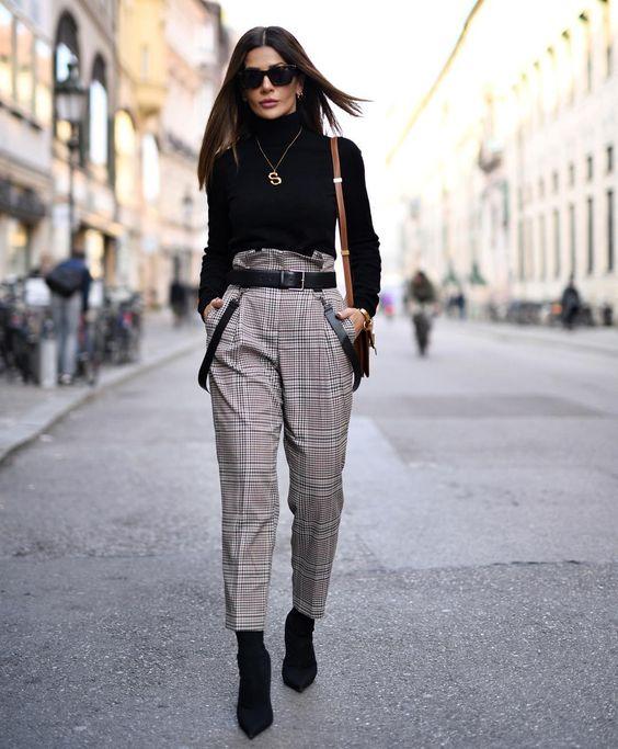 5 моделей брюк, которые скроют широкие бедра: теперь ты знаешь, что выбрать! | Новости моды