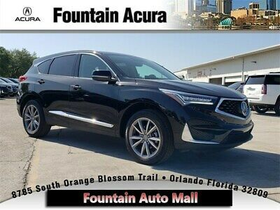 2020 Acura Rdx With Technology Package In 2020 Cars Trucks Technology Package Acura