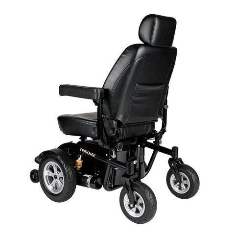 Drive Medical Trident Hd Front Wheel Drive Power Chair Powered Wheelchair Power Chair Electric Wheelchair