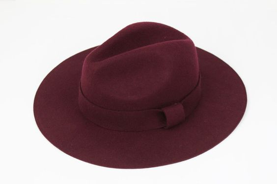 Woodland Wide Brim Hat