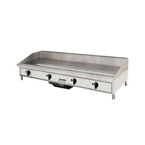 Toastmaster Tmgm48 48 Countertop Gas Griddle Flat Top Grill