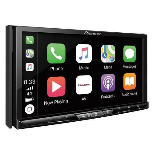 Pioneer Avic Z820dab Autoradio 2 Din Con Gps Dab Dvd Usb Bluetooth Waze A Android Car Stereo Apple Car Play Digital Multimedia