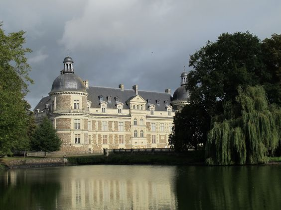 Château de Serrant (XVIIe-XVIIIe), Saint-Georges-sur-Loire