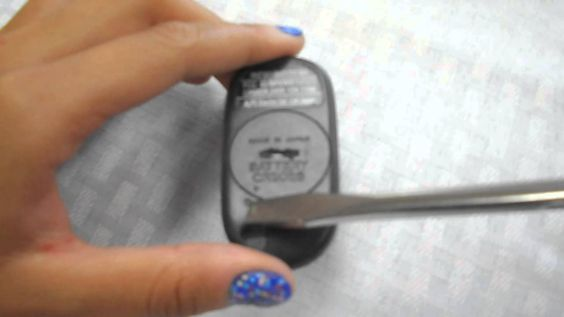 How To Replace Honda Civic Key Fob Battery 2001 2006 Key Fob