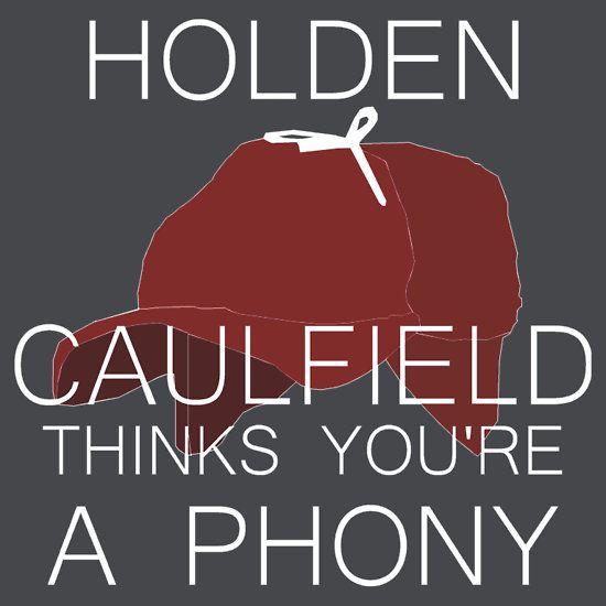 Holden caulfield phonies essay writer