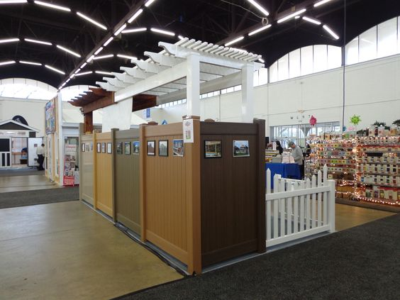 Future Outdoors Display At Market Hall Texas Home And Garden Show