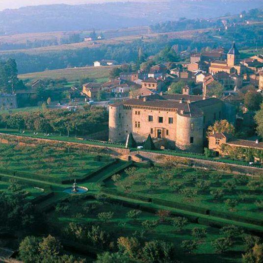 Chateau de Bagnols. Bagnols, France. Luxury Hotel Deals, Reviews