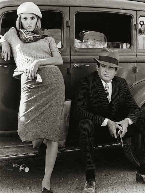 Bonnie and Clyde d'Arthur Penn + ma colline love + Wedding Planner + www.ma-colline.com