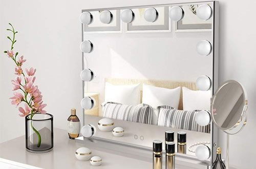Top 10 Best Lighted Vanity Mirrors With Images Vanity Mirror
