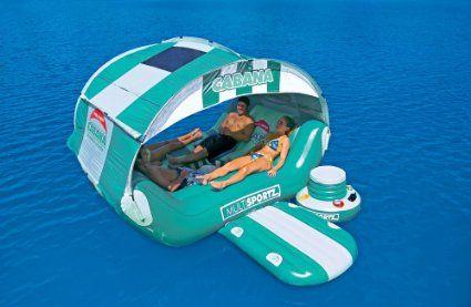 Inflatable Float Tube Wheel, Floating Summer Sea Pool Comfort ...