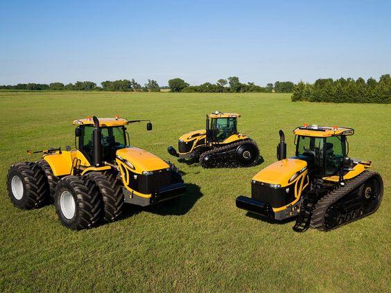 Caterpillar Ag Equiptment Farm Tractors Cat Challenger