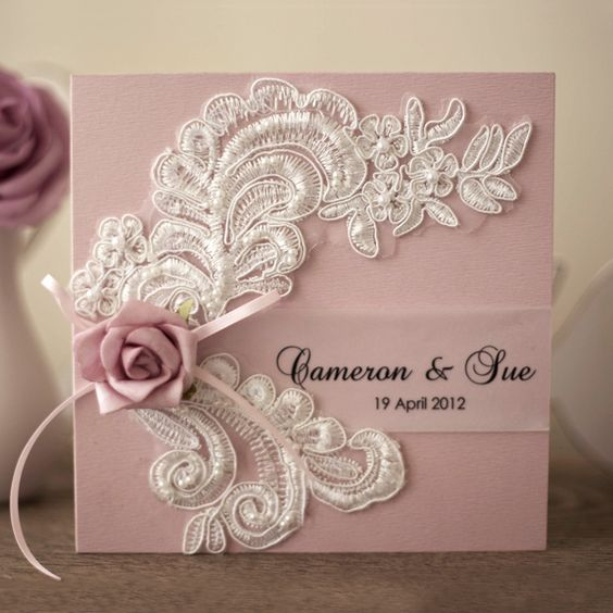 dusty rose wedding reception | Dabble Indesign – Wedding Invitations, Wedding Favors, albums, and ...: