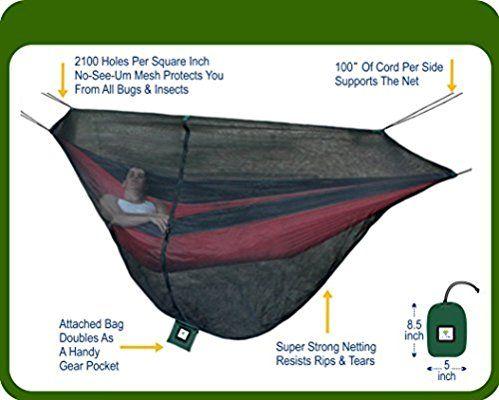 Hammock Bliss Net Cocoon Die Ultimative Losung Fur Deine Hangematte Entspannen Und Schlafen Ohne Insekten Oder Ungeziefer Am Ungeziefer Insekten Unterwegs