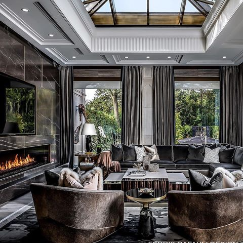 Ferris Rafauli Is One Of The Best Interior Designers In The World Take A Look At Some Interio Luxury Living Room Design Luxury Interior Design Luxury Interior