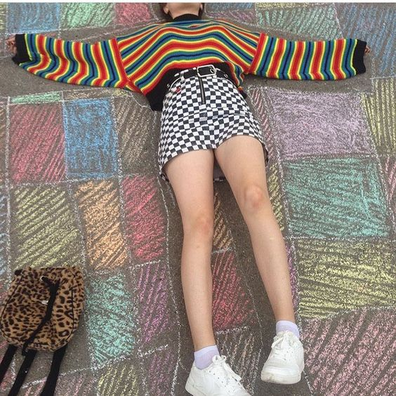 Great Pattern Outfits