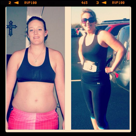 TRANSFORMATION: 7 weeks of healthier living
