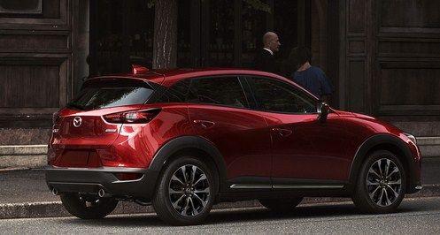 2020 Mazda Cx 3 Redesign Review Price Simca