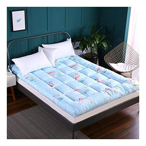 Yangliyu Topper Mattress Thickening Down Cotton Mattress 1 5 1 8m Student Dormitory Mattress Home Cushion 10cm Thick Mattress Cotton Mattress Student Dormitory