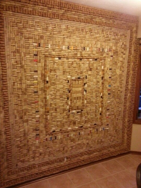 Cork Wall Wine Wall And Corks On Pinterest