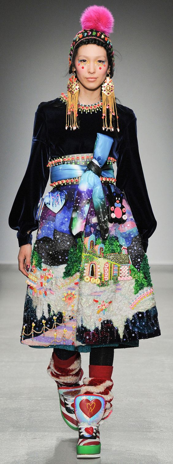Manish Arora - Fall 2014 | The House of Beccaria~
