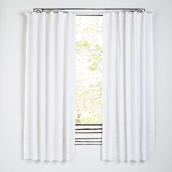 Curtains Ideas black and khaki curtains : Pinterest • The world's catalog of ideas