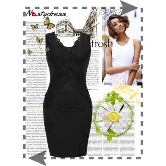 Nastydress 17. by nastydress001 on Polyvore featuring moda, Dunn and nastydress