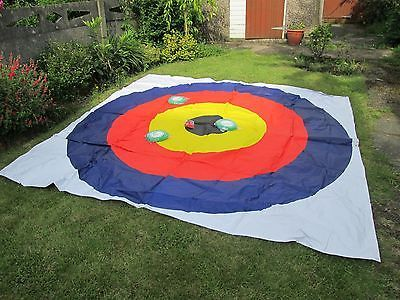 Giant 3m frisbee lawn mat garden outdoor games Gardens Lawn
