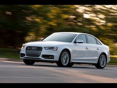 #2013 #Audi #S4 #First Drive and Video Review: Long live the #supercharger by #tflcar