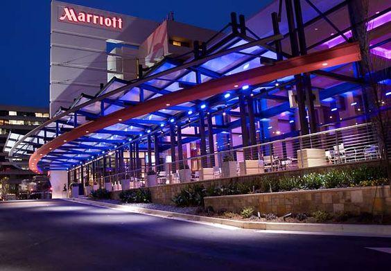 Disfruta de toda la energía de la ciudad de Atlanta desde el Atlanta Marriott Buckhead Hotel & Conference Center en Georgia, E.E.U.U.