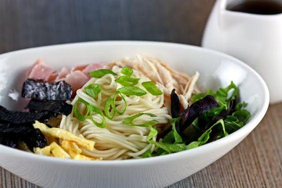 Somen Salad 素麺